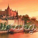 Стокгольм - столиця королівства Швеція