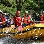 Рафтинг: екстремальний сплав по гірських річках
