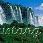 Водоспади Вікторія і Національний парк