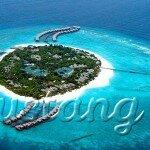 Мальдіви - кораловий архіпелаг майже на самому екваторі