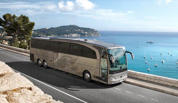 Подорожуємо автобусом по Європі