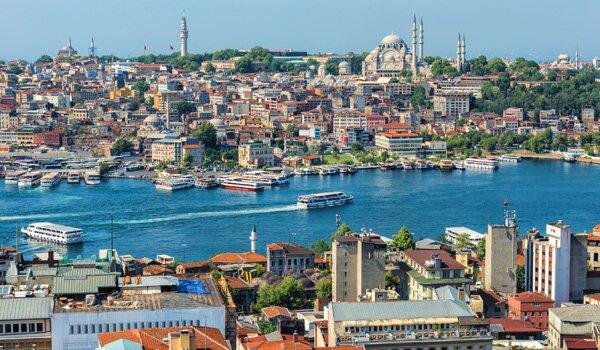 Гарячі (горящі) тури в Туреччину. Путівки в Стамбул, Анталію, Памукалле зі Львова