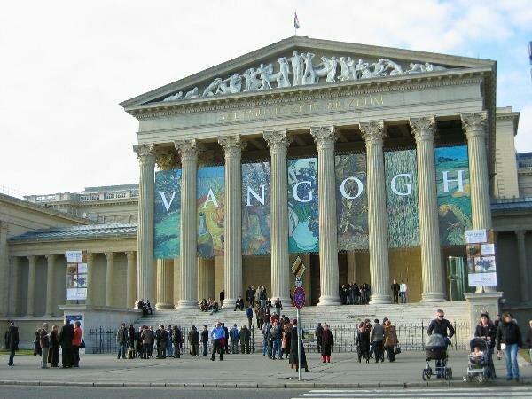 Музей мистецтв у Будапешті відкриють після реставрації