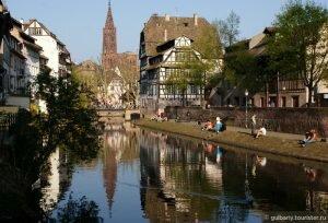 Відвідування музеїв Страсбурга [draft]