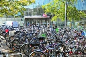 Страсбург - велосипедна столиця [draft]