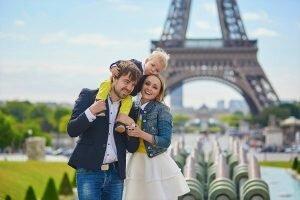 """Не """"Диснейлендом"""" єдиним : куди піти в Парижі з дітьми [draft]"""